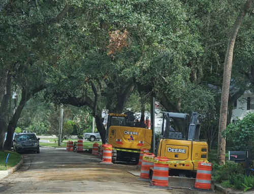 City of Tampa – Sunset Park East Distribution Pipeline